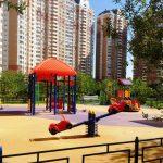 Фото детских площадок в Новой Москве